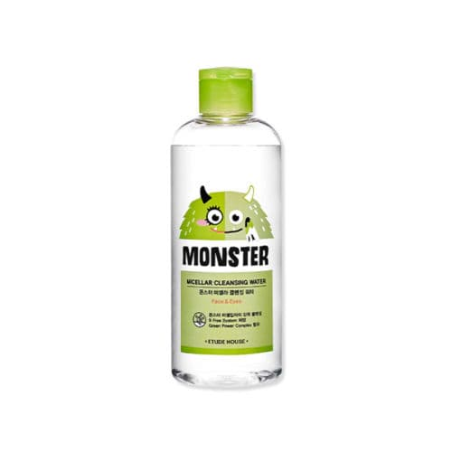 Мицеллярная вода ETUDE HOUSE Diy Travel Monster Micellar Cleansing Water